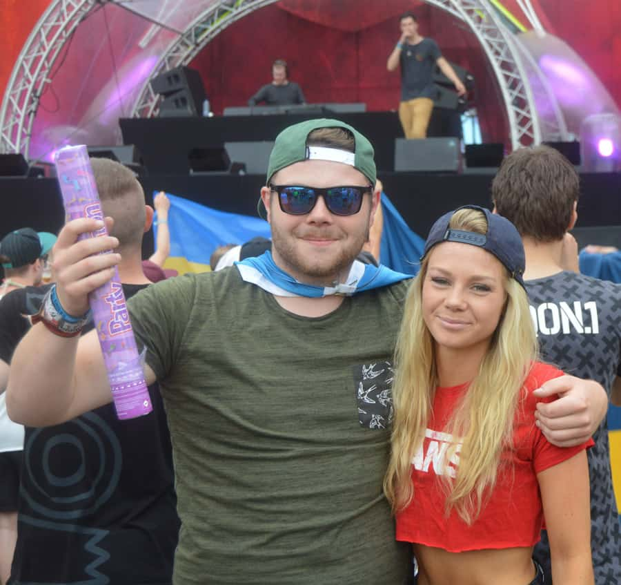 Defqon1 Festival 2016 MVTATE